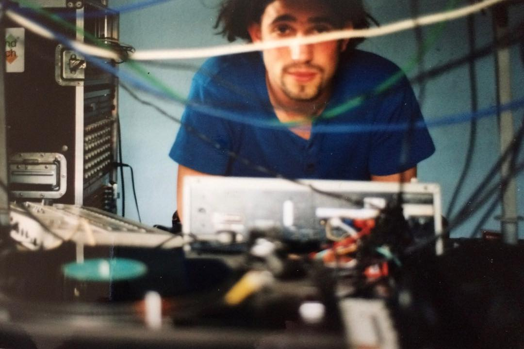 In March 1999, exactly 20 years ago, Kernkraft 400 was first released on @gigolo_records Here I am in 1999 at the desk where I recorded the song with my MPC 2000 and a tape deck. A couple of weeks ago the crew I used to organize warehouse parties with had left on a bus to Portugal. So I am sitting in our storage room next to the train tracks and I am making music all day long, sleeping on the couch and surviving on Doner Kebap