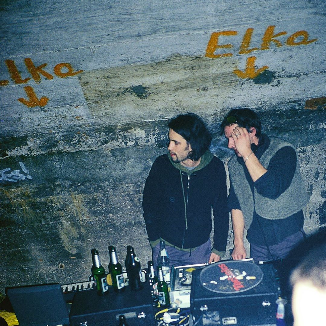 In the mid 90s me and a bunch of friends used to do one-off parties in abandoned buildings and tunnels in Munich. We called them 'Instant parties' and people knew about it by word-of mouth only. We set up the power generator, PA system, hauled in the drinks and ran the party. Some of us played an hour DJ set as a reward. That was the hour where you could forget about everything, and your job was only to play records.  Nobody got paid and if you didn't get your hands dirty by setting up the party you were not allowed to play. Those were the rules, and they led to some unforgettable times.  pic ca 1999 by @sirhenris